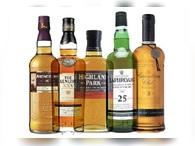 Крепкого алкоголя из Америки стали ввозить меньше