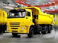В России снижается выпуск грузовых автомобилей