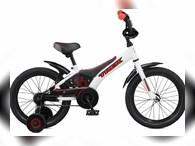 Трехколесный велосипед для обучения детей езде