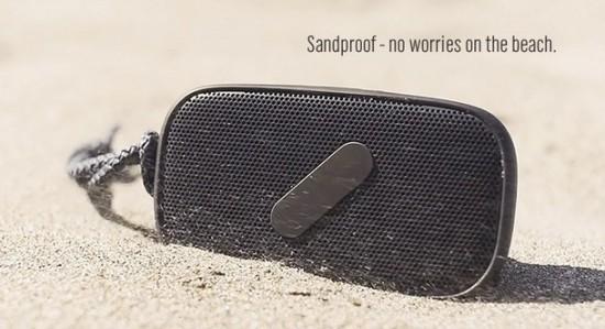 Портативная акустическая система NudeAudio