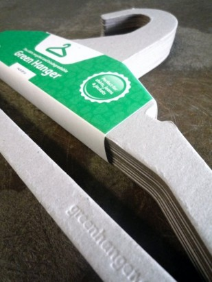 Производство экологически чистых вешалок