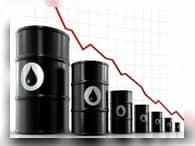 Нефть WTI достигла минимумов 2012 года