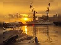 Увеличился грузооборот морских перевозок