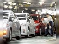 Автоконцерны из Японии сохраняют производство в России