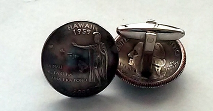 Изготовление колец из монет