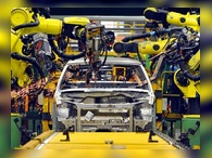 Производство Nissan заморожено на две недели