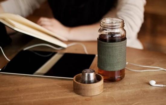Удобная емкость для заварки чая