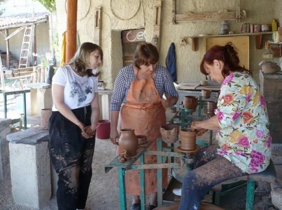 Гончарная мастерская бизнес идея бизнес идея изготовление ширм