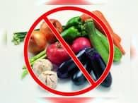 Запрещенные продукты будут уничтожаться повсеместно