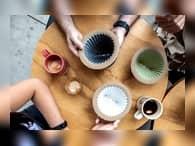 Заварник для быстрого приготовления натурального кофе