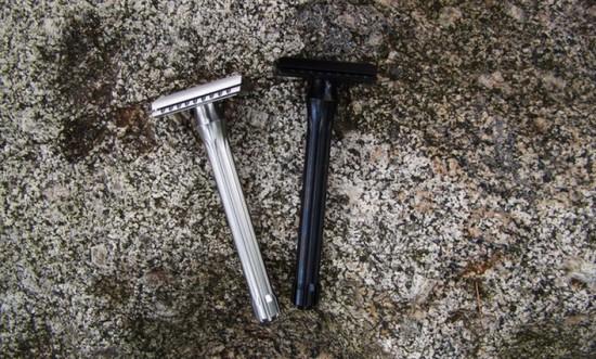 Качественные т-образные бритвенные станки из стали