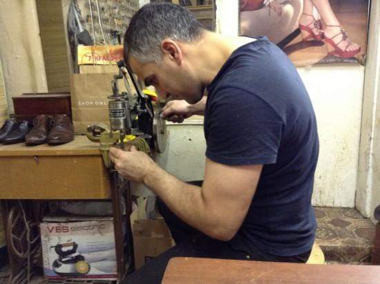 Бизнес-идея обувной мастерской