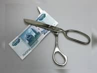 Минфин предлагает урезать бюджет на следующий год