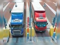 Штрафы для дальнобойщиков снижены