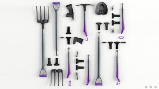 Модульные инструменты для домашнего хозяйства