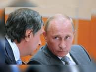 Президент освободил «Роснефтегаз» от повышения дивидендных выплат