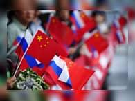 Россия и Китай в августе на 11% увеличили товарооборот