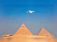 Авиаотрасль РФ в ожидании возобновления сообщения с Египтом