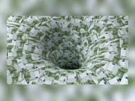 Около 70 российских банков образовали дыру в балансах в 560 млрд рублей