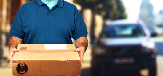 Сервис доставки товаров в багажник автомобиля покупателя