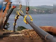 Стартовало строительство участка газопровода «Турецкий поток»