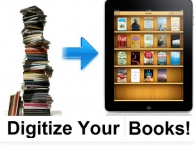 Сервис сканирования книг за 1 доллар