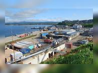 Японскому бизнесу предложили строить ветроэнергетические установки на южных Курилах