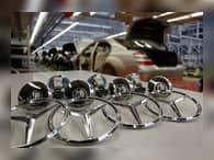 В России начнется строительство завода легковых Mercedes