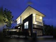 Две малоэтажки по японским технологиям выставят на третьем ВЭФ