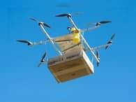 К 2019 году правительство РФ намерено легализовать доставку грузов дронами