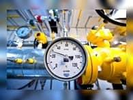 """Газпром"" уменьшил объемы транзита газа через Украину"