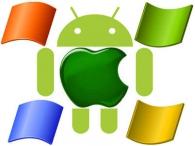 Компания Microsoft уступила долю на рынке планшетов производителям устройств на Android и iOS
