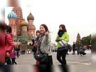 Поток китайских туристов в России вырос на треть