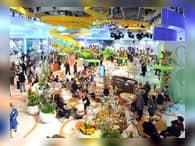 """Российские компании представляют в Берлине свою продукцию на выставке """"Зеленая неделя"""""""