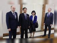РФ и КНДР подписали протокол сотрудничества в сфере образования, науки и транспорта