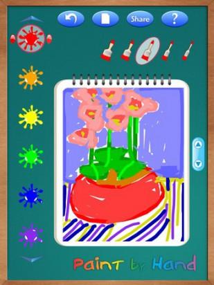 «Рисовалка» и другие развивающие приложения для планшетов
