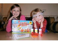 Детский образовательный набор для проведения экспериментов