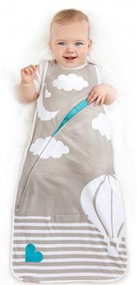 Дышащий спальный мешок для младенцев