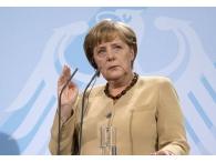 Канцлер Ангела Меркель назвала слова политиков о выходе Греции из еврозоны необдуманными