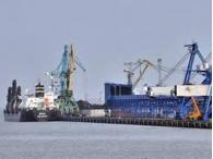 Россия наращивает экспорт нефти в Европу через порт Усть-Луга
