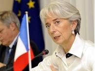 Дефолт США угрожает мировой экономике рецессией: глава МВФ Кристин Лагард