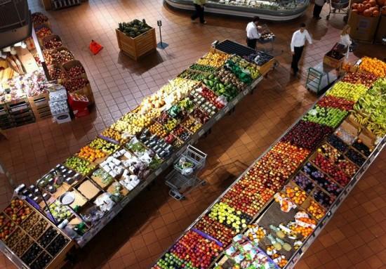 Супермаркет продуктов с истекающим сроком годности