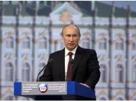 Владимир Путин повернул Россию на Восток из-за долгового кризиса в Европе