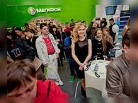 «МегаФон» возобновляет продажи телефонов Apple
