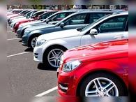 В 2013 году легковые автомобили покупали меньше
