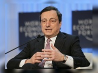 Европейской экономике не угрожает дефляция: Марио Драги