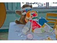 Кукла для детей, живущих с сахарным диабетом I типа