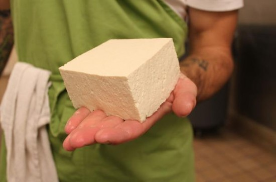 Локальное производство тофу
