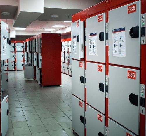 Автоматические камеры хранения